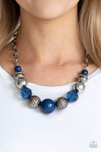Paparazzi Sugar, Sugar - Blue Necklace - Bling It On Online