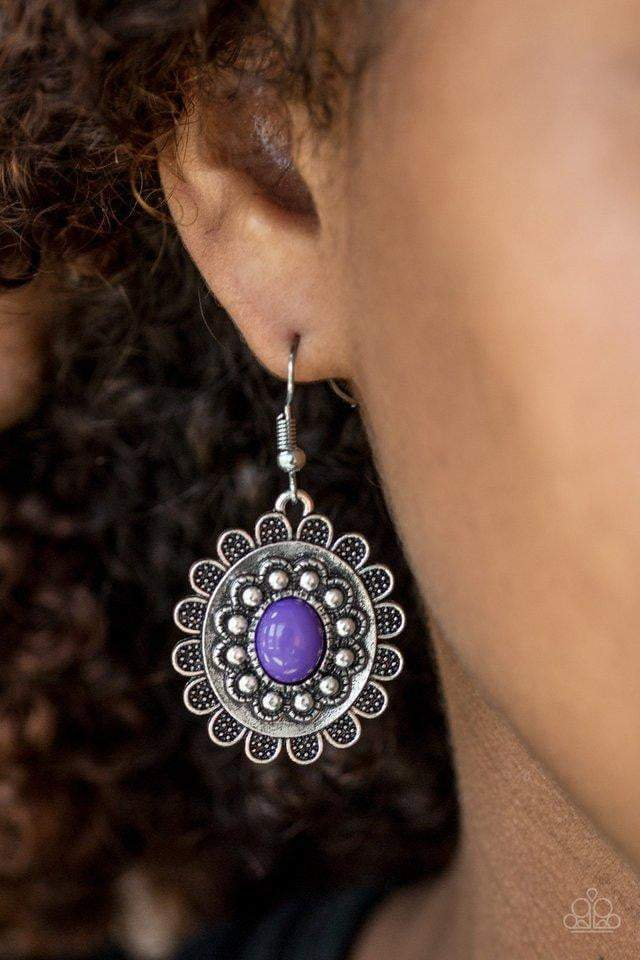 Paparazzi Summer Blooms - Purple - Bling It On Online