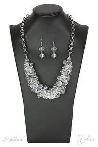Paparazzi The Erika Necklace - 2018 Signature Collection - Bling It On Online
