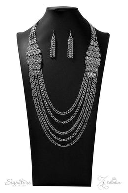 Paparazzi The Erika Necklace - 2019 Signature Collection - Bling It On Online