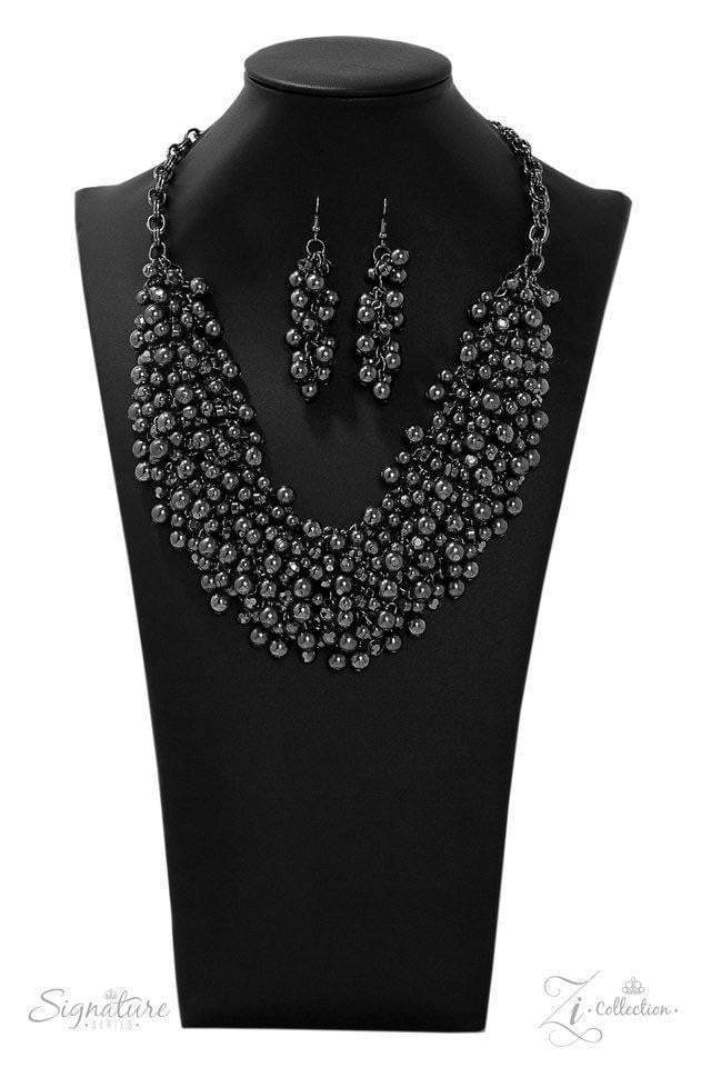 Paparazzi The Kelleyshea Necklace - 2019 Signature Collection - Bling It On Online