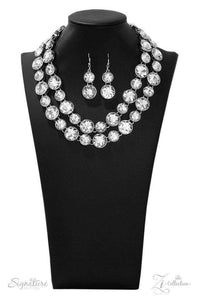 Paparazzi The Natasha Necklace - 2019 Signature Collection - Bling It On Online