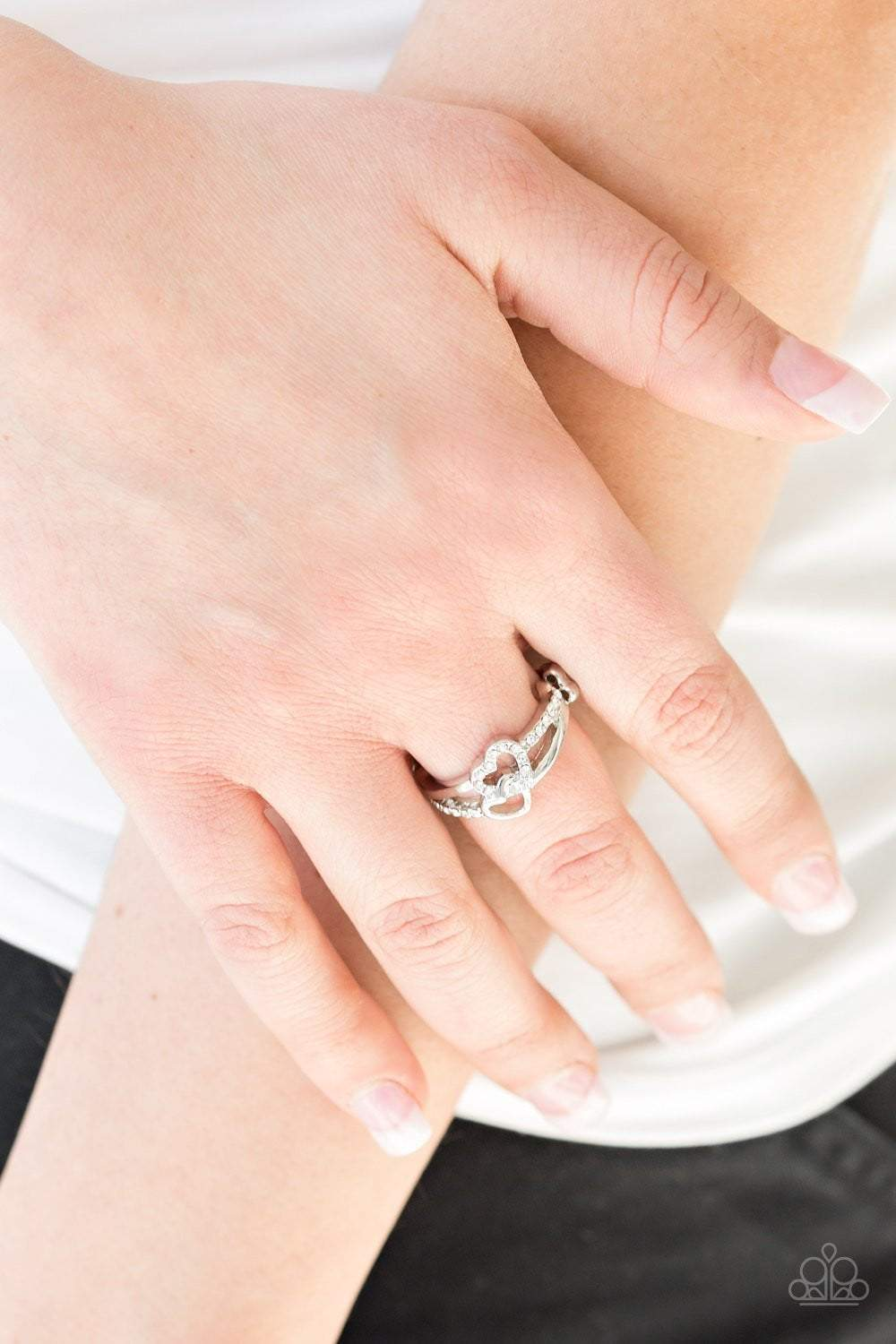 Paparazzi The Perfect MATCHMAKER - White - Bling It On Online