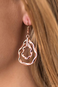 Paparazzi Twinkling Twisters - Copper - Bling It On Online