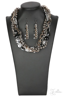 Paparazzi Unapologetic Necklace - 2018 Zi Collection - Bling It On Online
