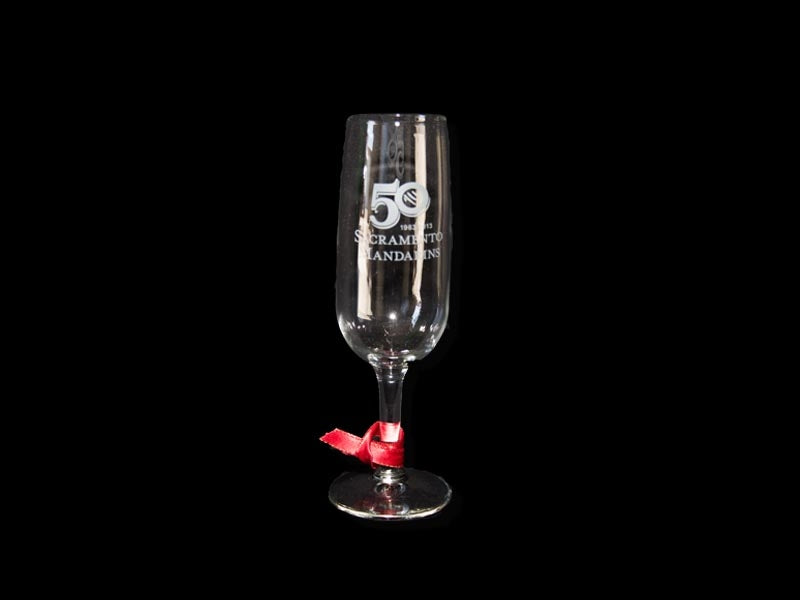 Wine Glasses - 50th Anniversary
