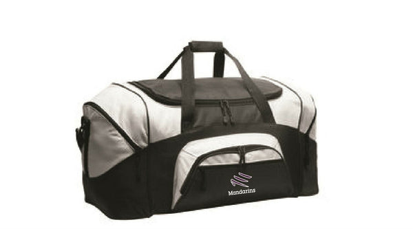 Mandarins Large Travel Bag