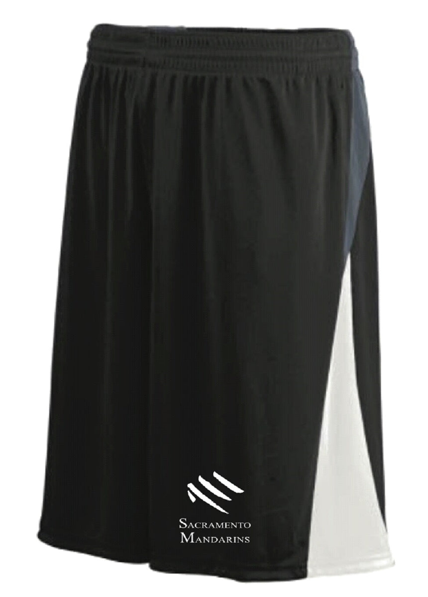 Mandarins Basketball Shorts