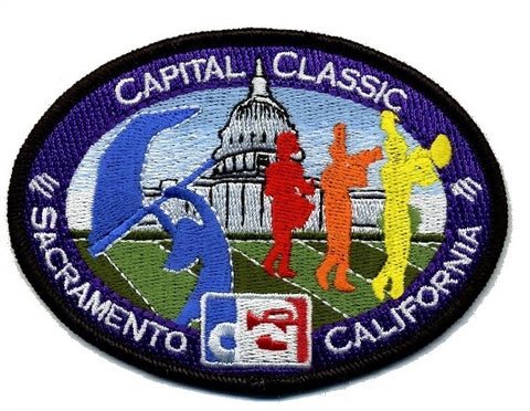 Capital Classic Patch