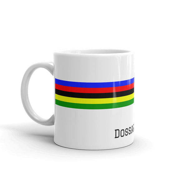 World Champion - Mug - Dossard 51 - cyclisme