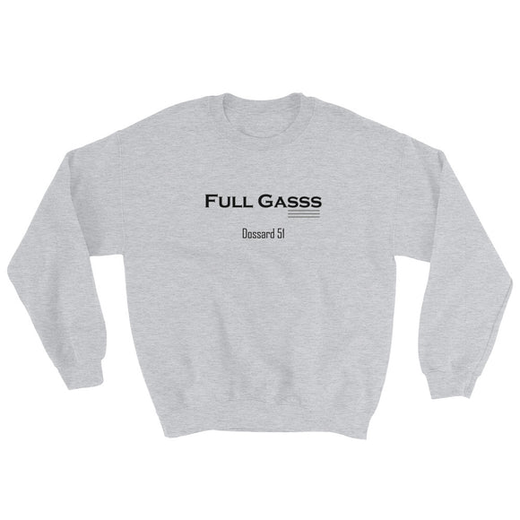 Full Gas - Sweatshirt - Dossard 51 - cyclisme