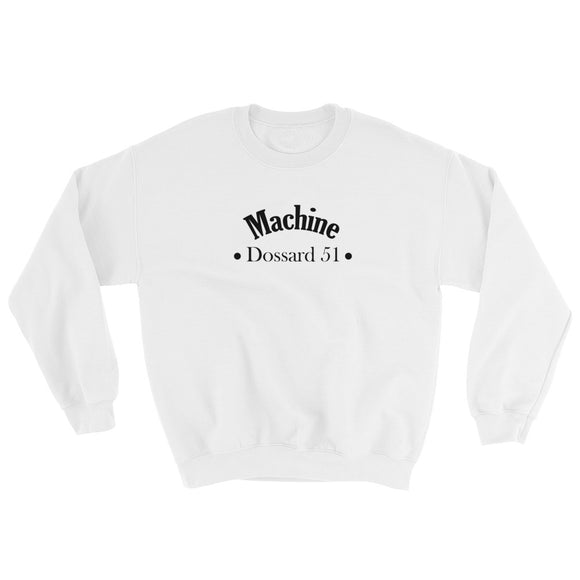Machine - Sweatshirt - Dossard 51 - cyclisme