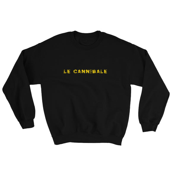 Le Cannibale Gold - Sweatshirt - Dossard 51 - cyclisme