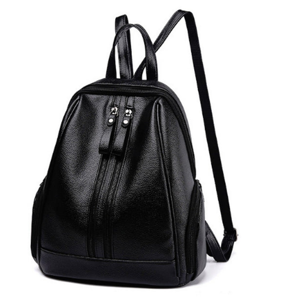 PU Leather fashion backpacks