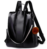 Casual Women Backpack Anti-theft Rucksack Lightweight School Shoulder Bag