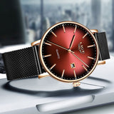 Top Brand Ladies Watches Stainless Steel Waterproof Quartz Wristwatches