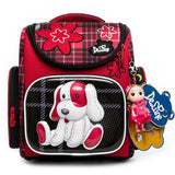New Cartoon School Bags Orthopedic Backpack For Children