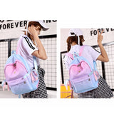 Children Kids Schoolbags Backpacks For Girls