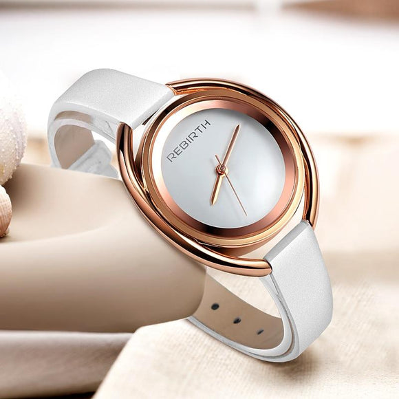 Women's Elegant Casual Watch Fashion Ladies Wristwatch Rebirth