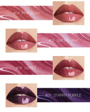 Pink Shimmer Lipstick Lip Gloss 7 Colors Moisturizing Makeup