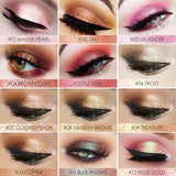 Glitter Eye Shadow Makeup