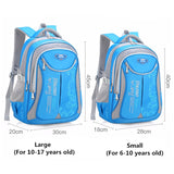 Waterproof Kids Backpack School Bag