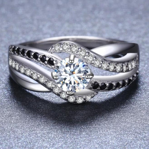925 Sterling Silver Jewelry Engagement Rings