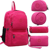 Women Original Waterproof Backpacks School Bag For Teens