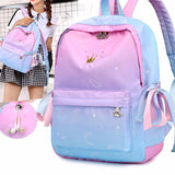 Children Kids Schoolbags School Backpacks For Girls Teenagers