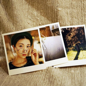9 x 10 CM LOMO Photo Card Prints - heilsadiyalbum