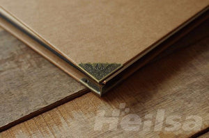 A4 Craft Paper Scrapbook Album - heilsadiyalbum