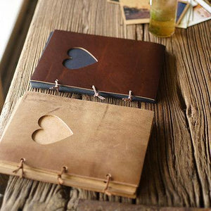 Genuine Leather Love Album - heilsadiyalbum