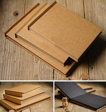 Load image into Gallery viewer, Kraft Wedding Scrapbook Album - heilsadiyalbum