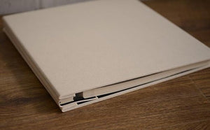 Self-adhesive Linen Photo Album - heilsadiyalbum