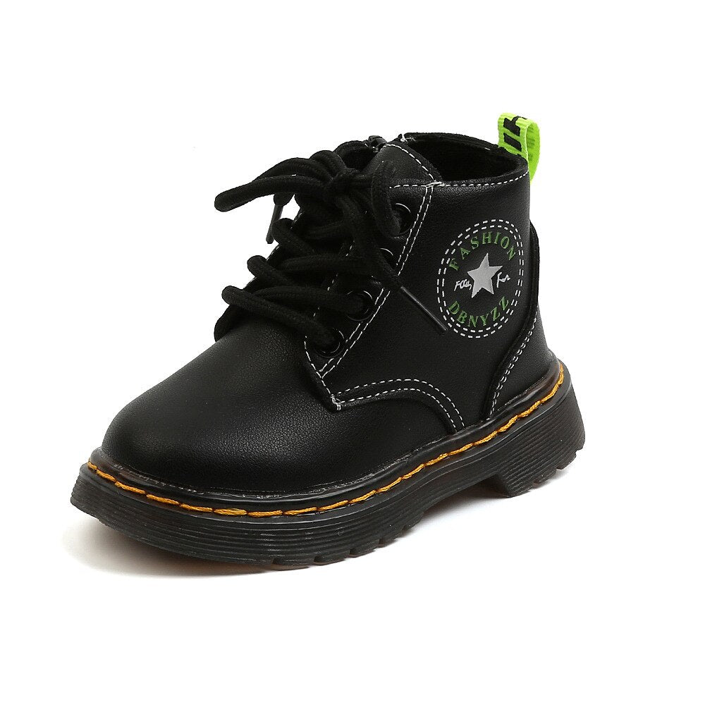 BABYZAN  Boots for 1- 6 Years