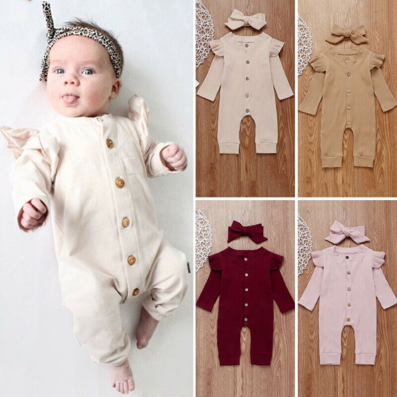 Kayla outfits 2pcs 6M TO 24M 3 COLORS