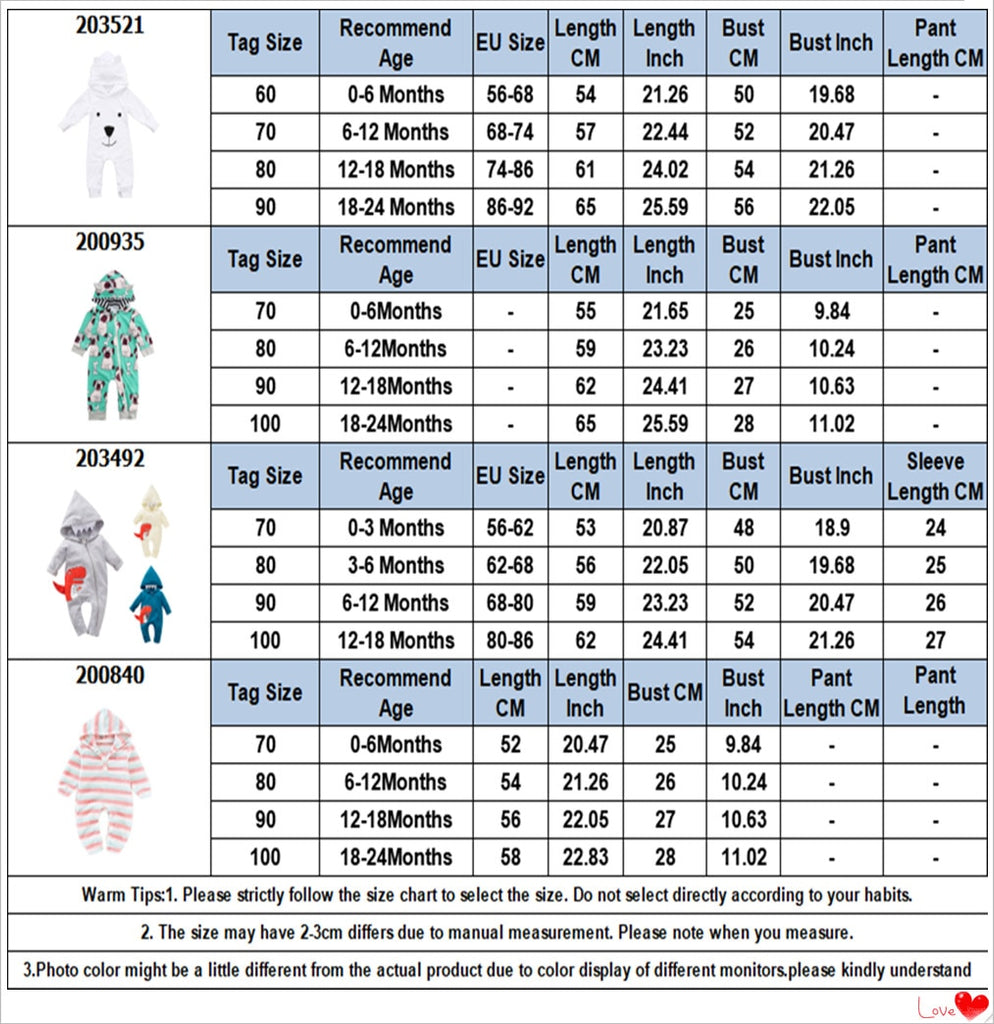 youyou  outfits 3M TO 24M
