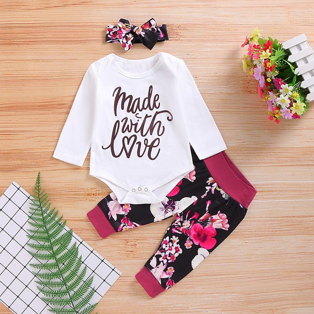 anisa clothes 3pcs 3M TO 18M