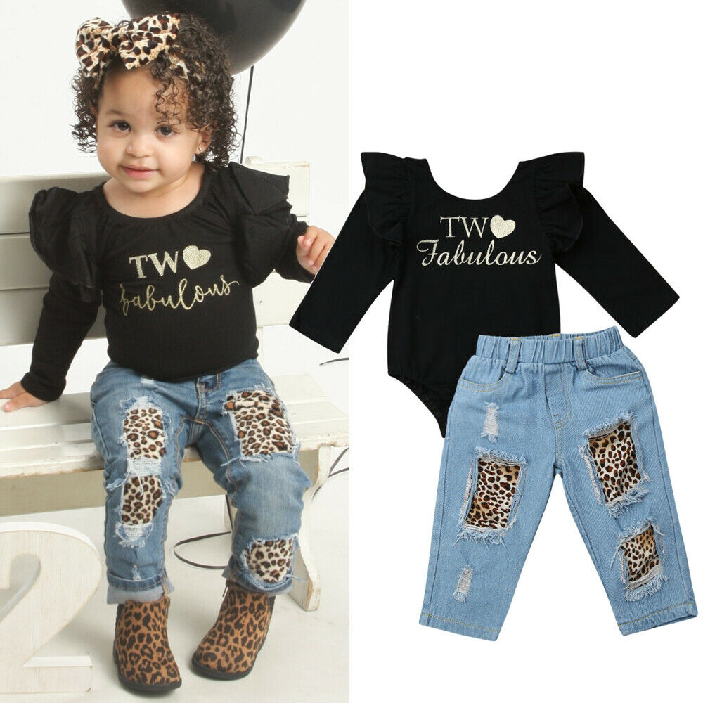 Louise outfits 2PCS 2T TO 6T