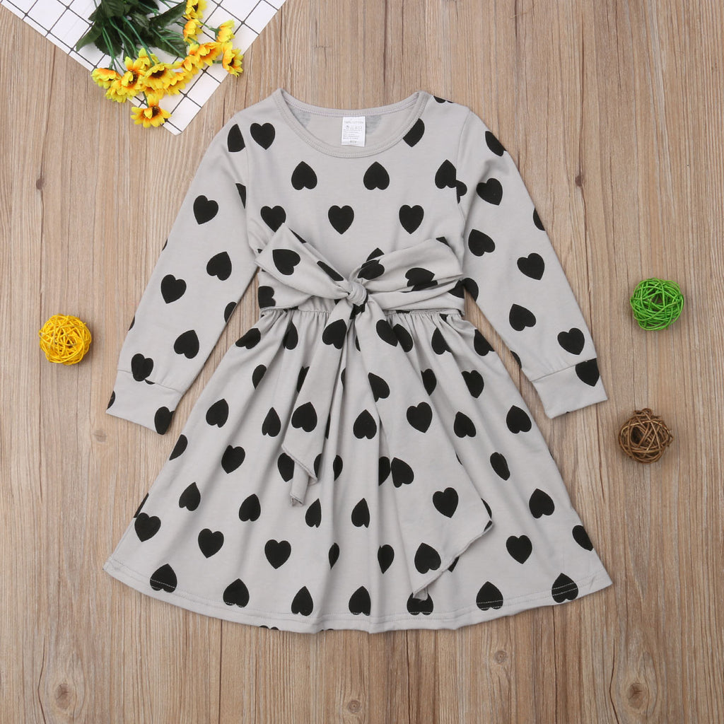 lina dress 2T TO 6T