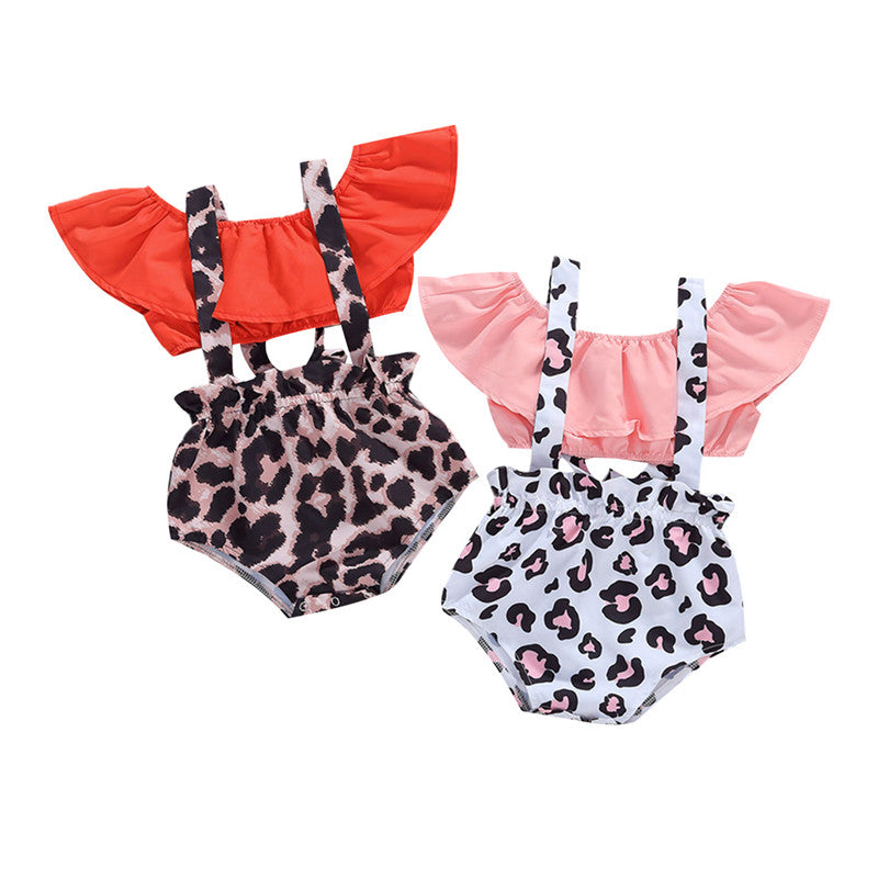 alyshia Romper 6M TO 18M