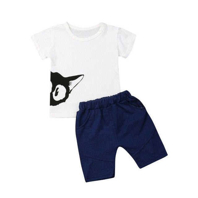 babyzan Adam outfits 18M  TO 4T