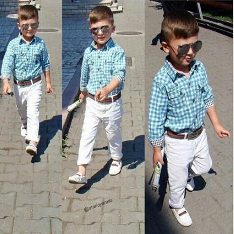Léo outfits 3pcs 2T TO 8T