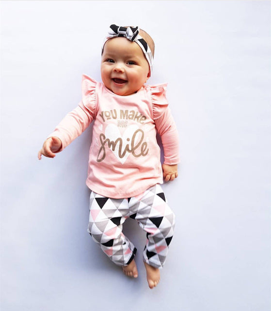 Molly outfits 3PCS 3M TO 24M