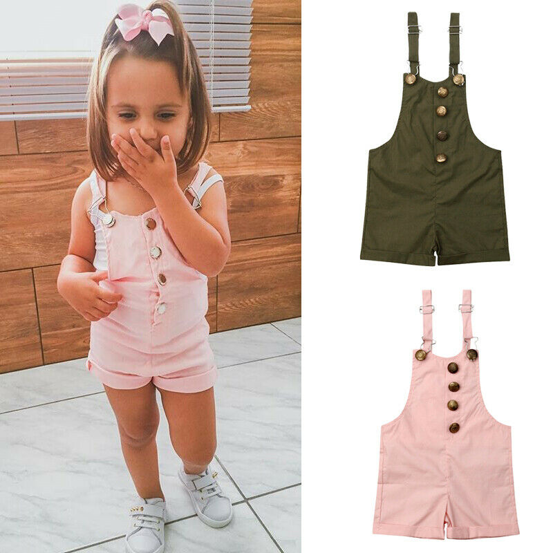 Button Clothes  2T to 6T
