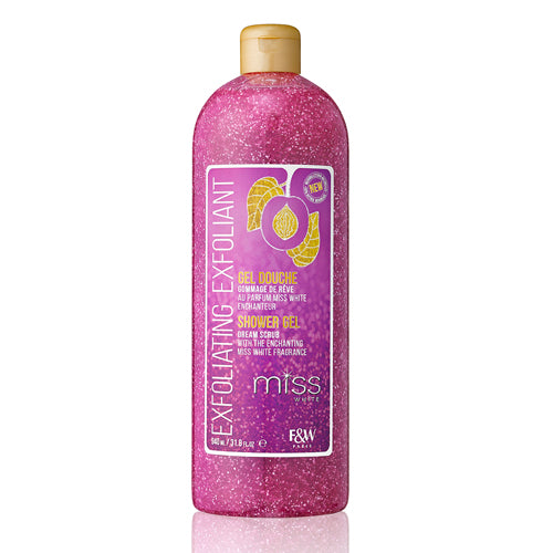 Miss White Exfoliating Shower Gel 940ml