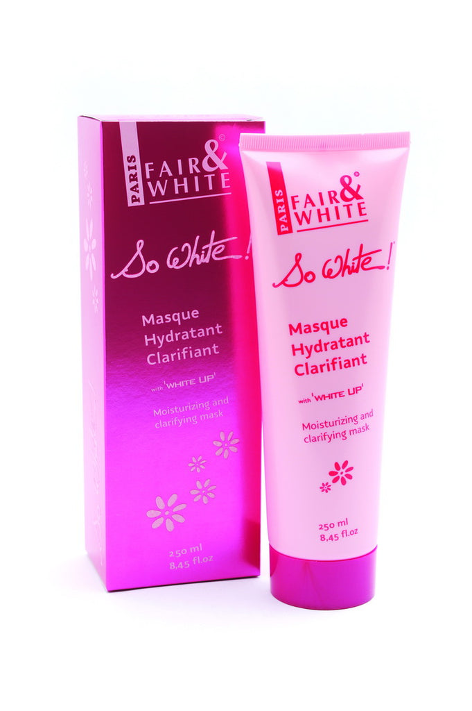 So White Purifying Mask with Clay 300ml