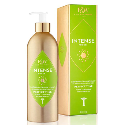F&W INTENSE Brightening Lotion Baobab Oil 500ml