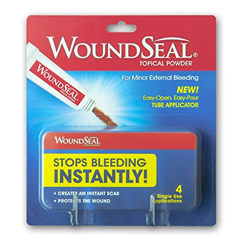 WOUND SEAL, PDR 4 PACK