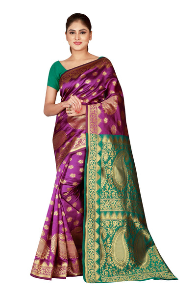 Cotton Silk Designer Print Saree M I - 30